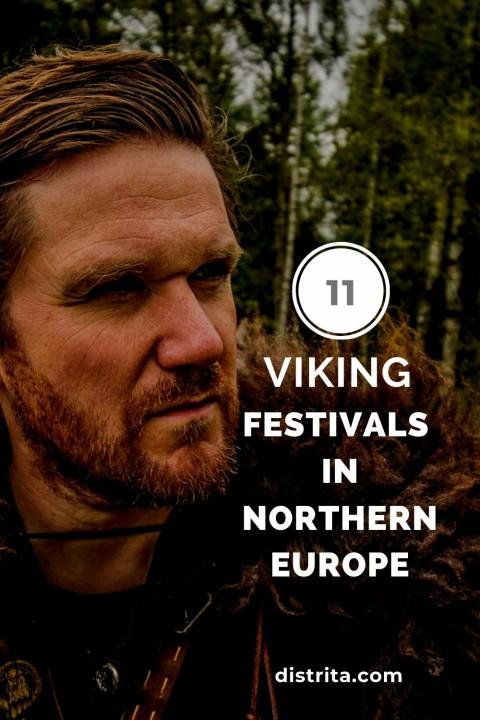 11 viking festivals in northern europe