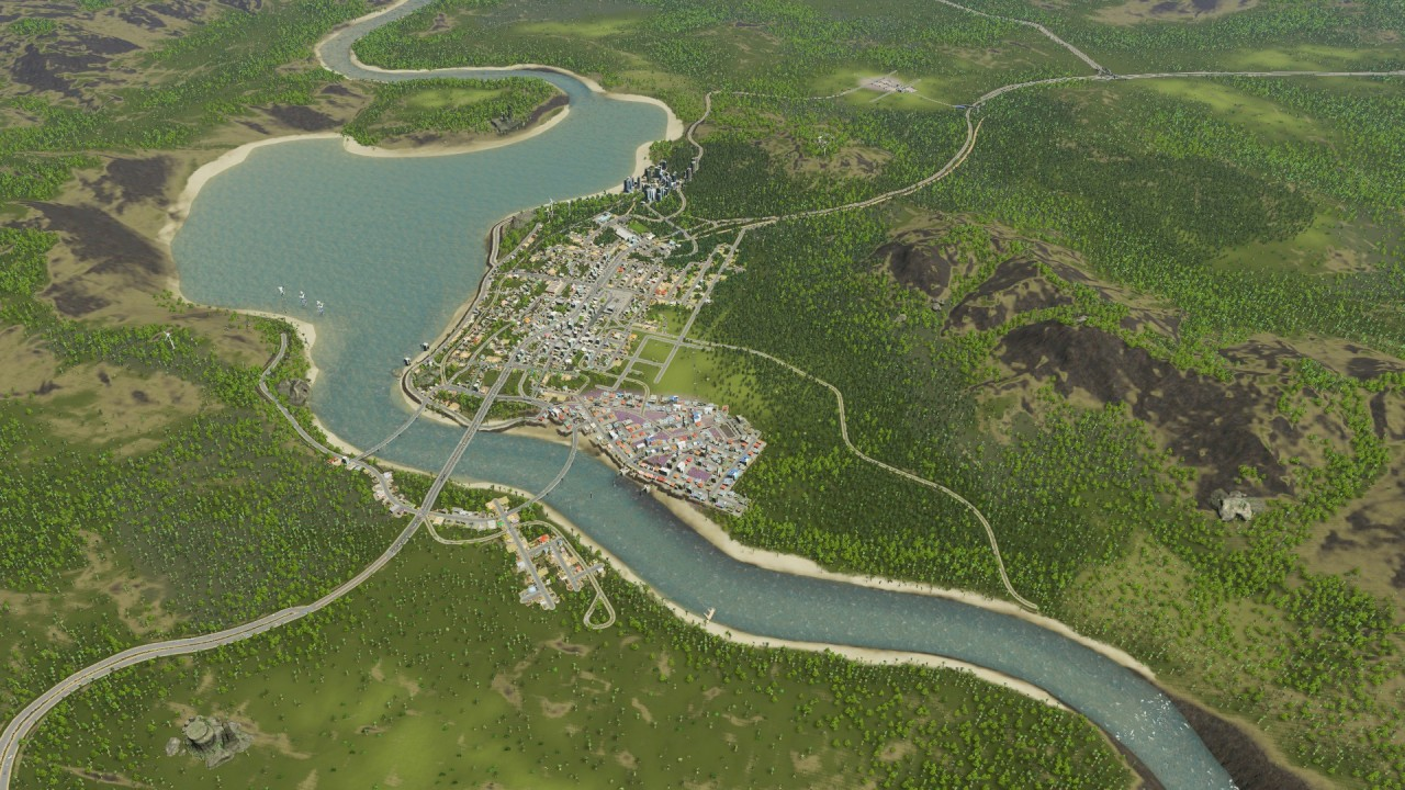 CSL Map Viewer for Cities Skylines lets you share Awesome Maps 4