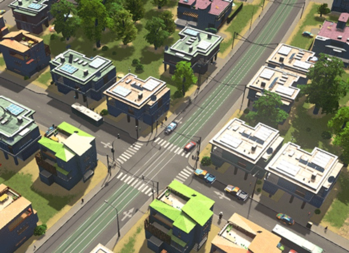 Great Tram Avenues for Cities Skylines 3