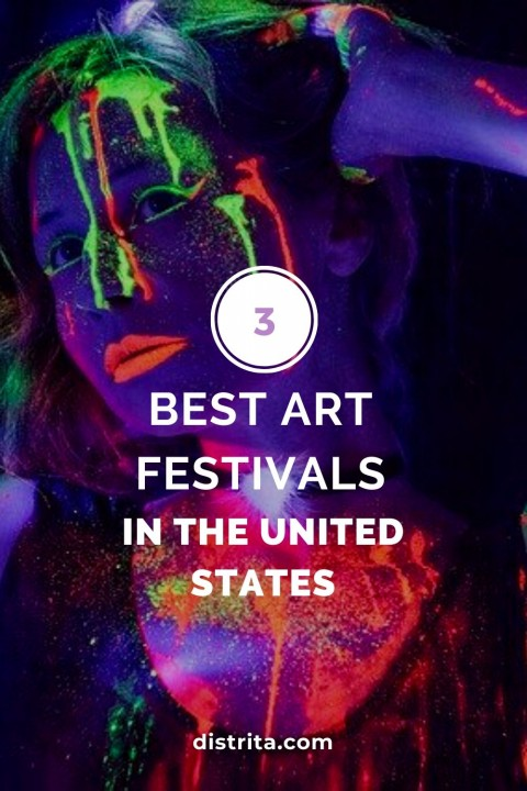 best art festivals in the united states