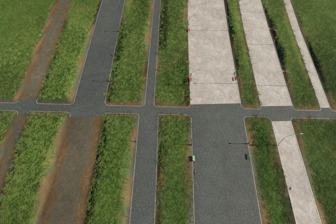 Nice Footpaths for Transport Fever 2 2