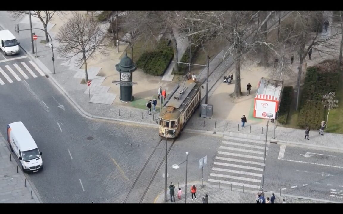Check out the New and Old Trams in Porto 9