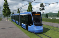 Get the awesome Siemens Avenio T Munich tramway for Transport Fever 2