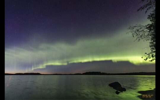 A new type of Northern Lights discovered