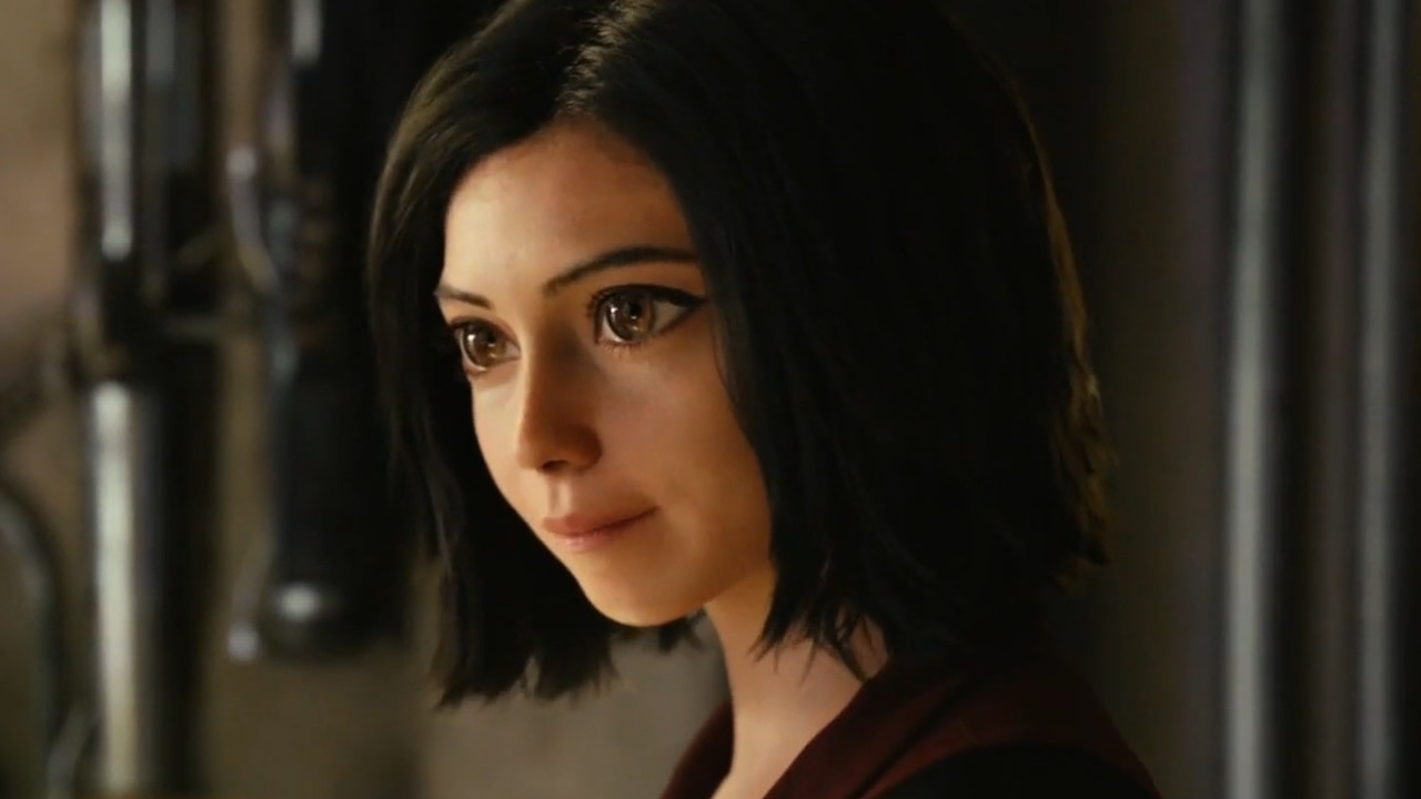 Alita Battle Angel First Time View Reflection