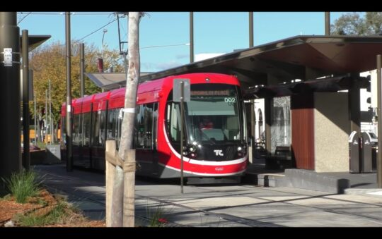Get to Know the New Light Rail System in the capital of Australia