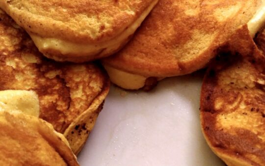 Check out our Fluffy Japanese Pancakes Recipe with a Norwegian touch