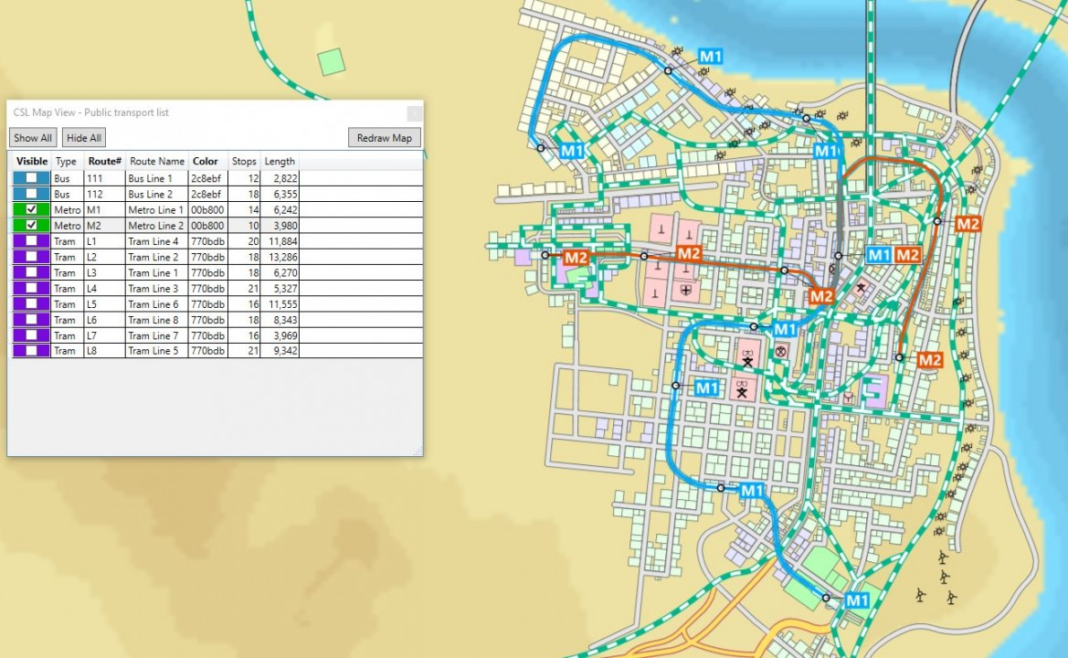 CSL Map Viewer for Cities Skylines lets you share Awesome Maps 5