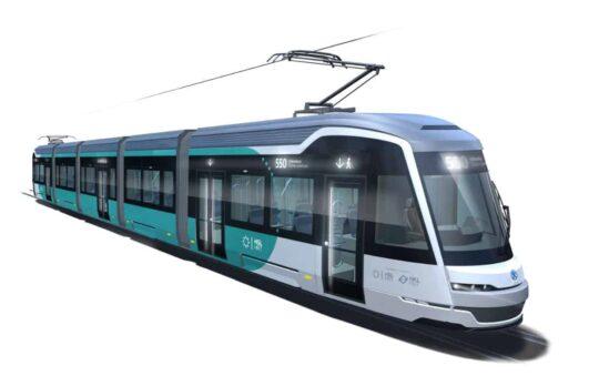 Jokeri Light Rail in Helsinki will replace bus line 550 in 2024