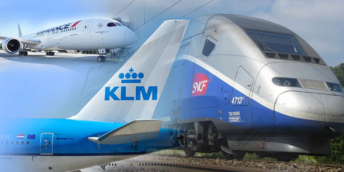 Train for Flight Services in Europe found