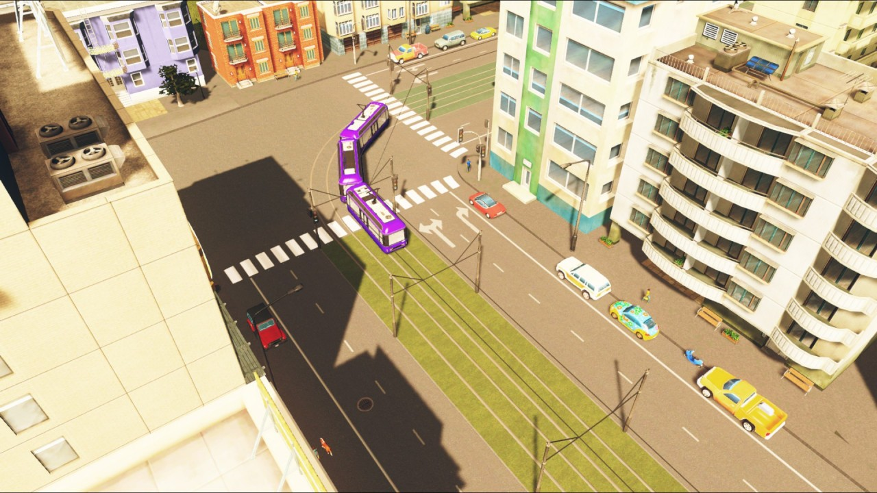 Great Tram Avenues for Cities Skylines 2