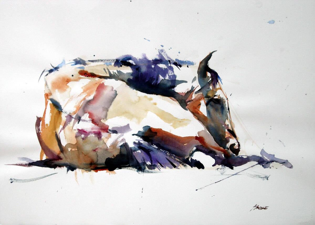 Amazing art in 2020: Carlos Fandiño 2