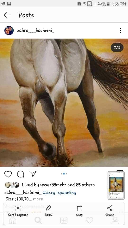 Get inspired by Zahra Hashemi's amazing artwork 40