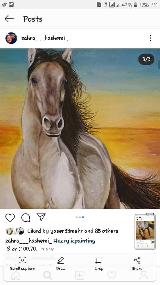 Get inspired by Zahra Hashemi's amazing artwork 39