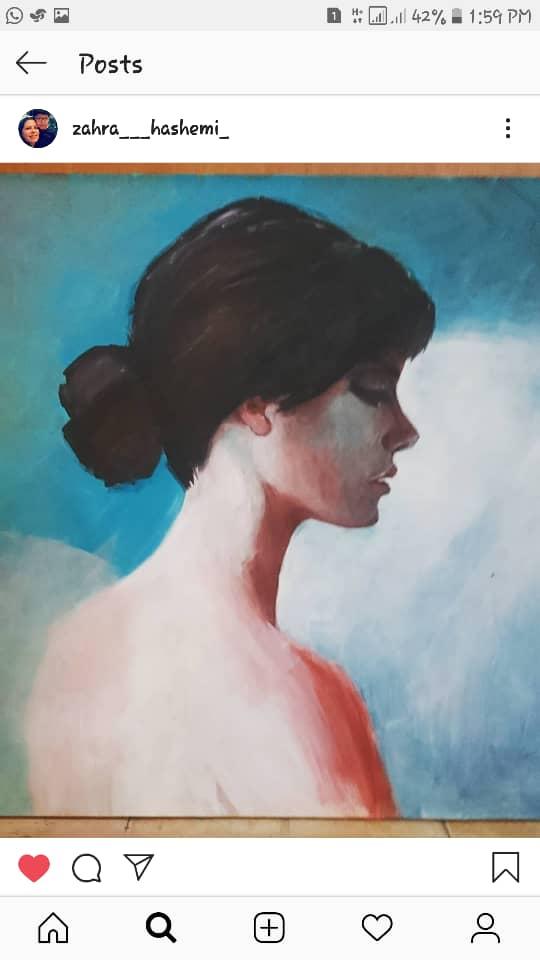 Get inspired by Zahra Hashemi's amazing artwork 34