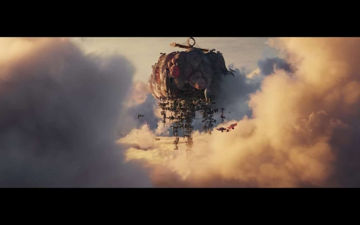 Mortal Engines is a fantastic Sci-Fi showing a London city that moves 1