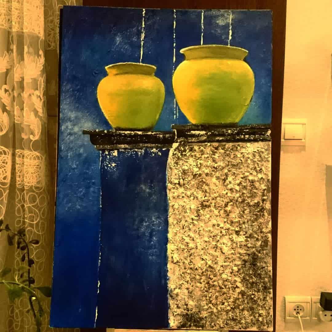 Get inspired by Zahra Hashemi's amazing artwork 1