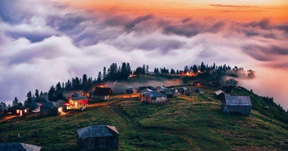 Bakhmaro, Kingdom of Clouds - Georgia