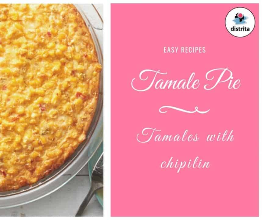 Tamales with chipilin | Authentic tamales recipe 1