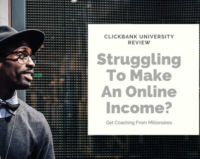 clickbank university review make money from home affiliate system