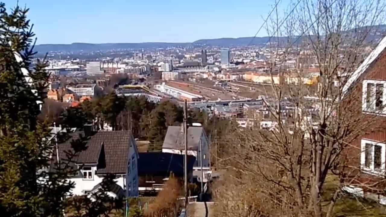 Secret Panoramic Oslo East Views