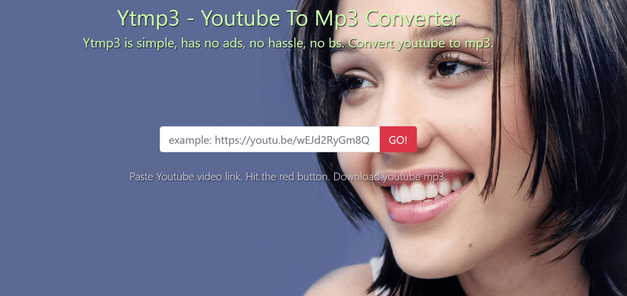 YTMP3 review, save YouTube clips