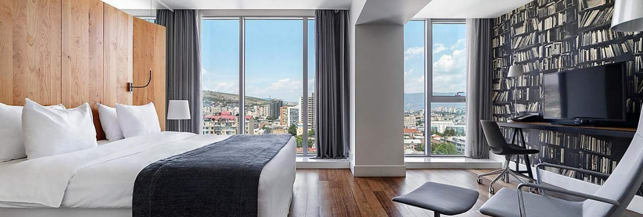Holiday Inn Tbilisi bedrooms