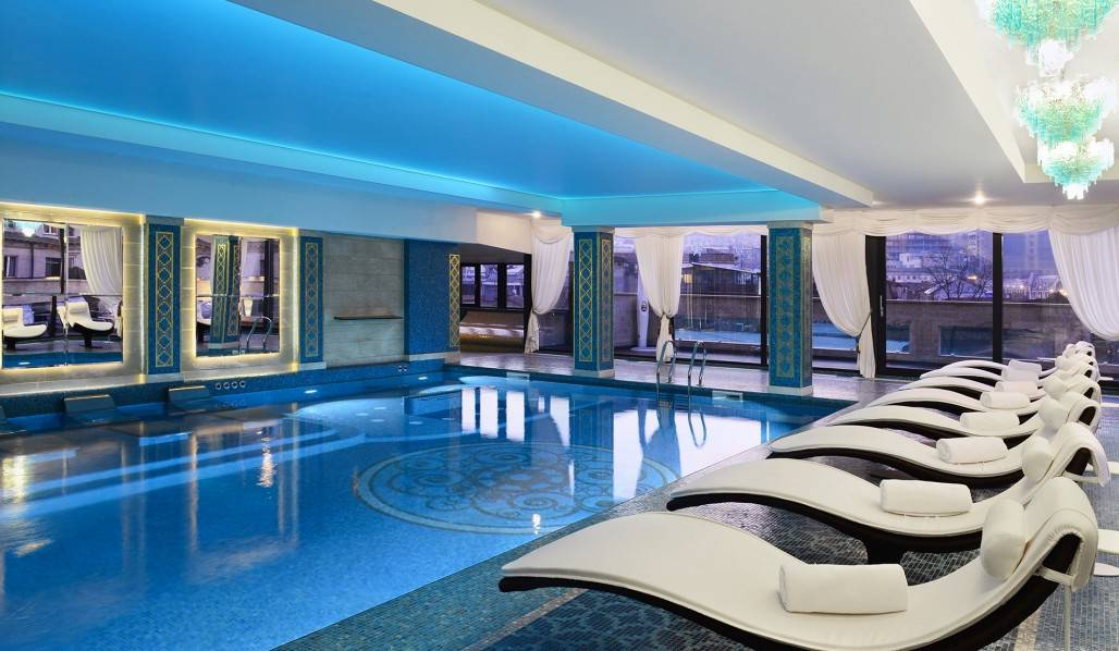 Spa at Ambassadori Tbilisi