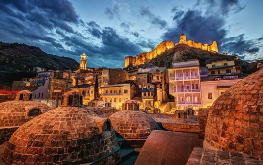 The 5 BEST Things to do in Tbilisi