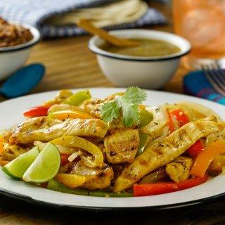 Prepare authentic Mexican Chicken Fajitas Recipe at home