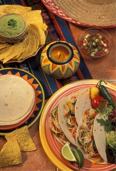 Authentic Mexican Chicken Fajitas recipe step by step guide