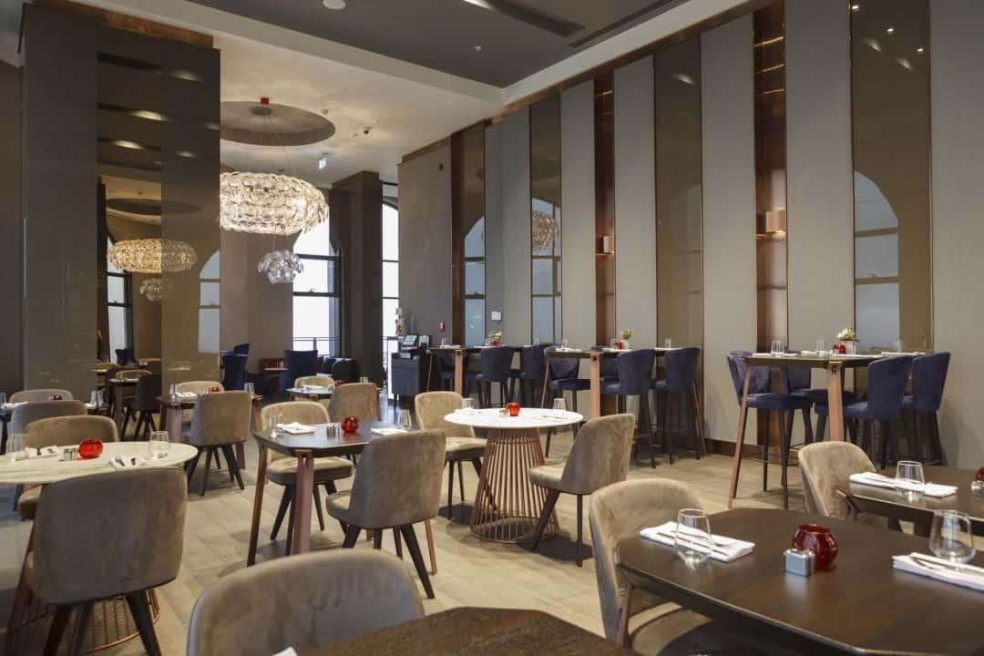 360 sky bar and restaurant Batumi