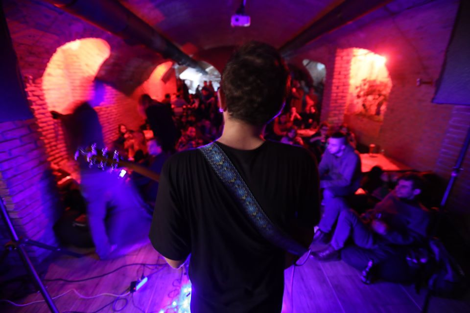 The Best 9 Bars With Live Music In Tbilisi 2