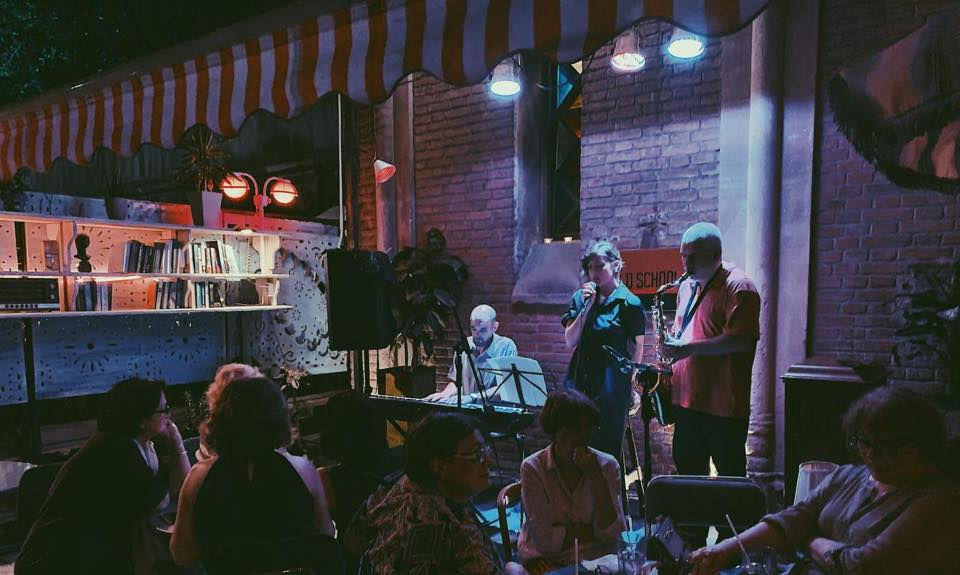 The Best 9 Bars With Live Music In Tbilisi 10