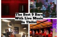 The Best 9 Bars With Live Music In Tbilisi