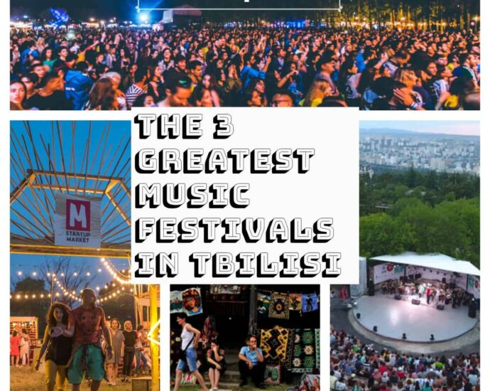 Music Festivals in Tbilisi