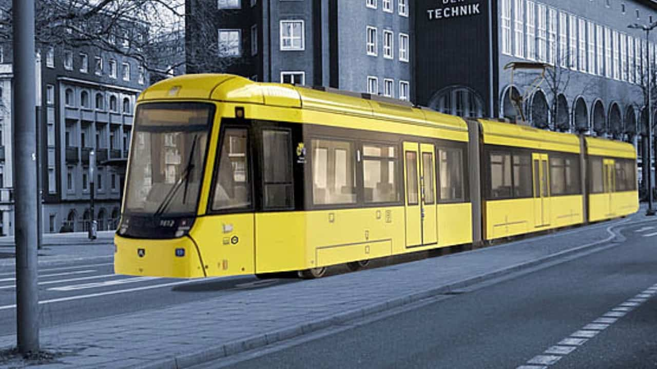 The Streets of Essen will say Hello to trams again in 2025