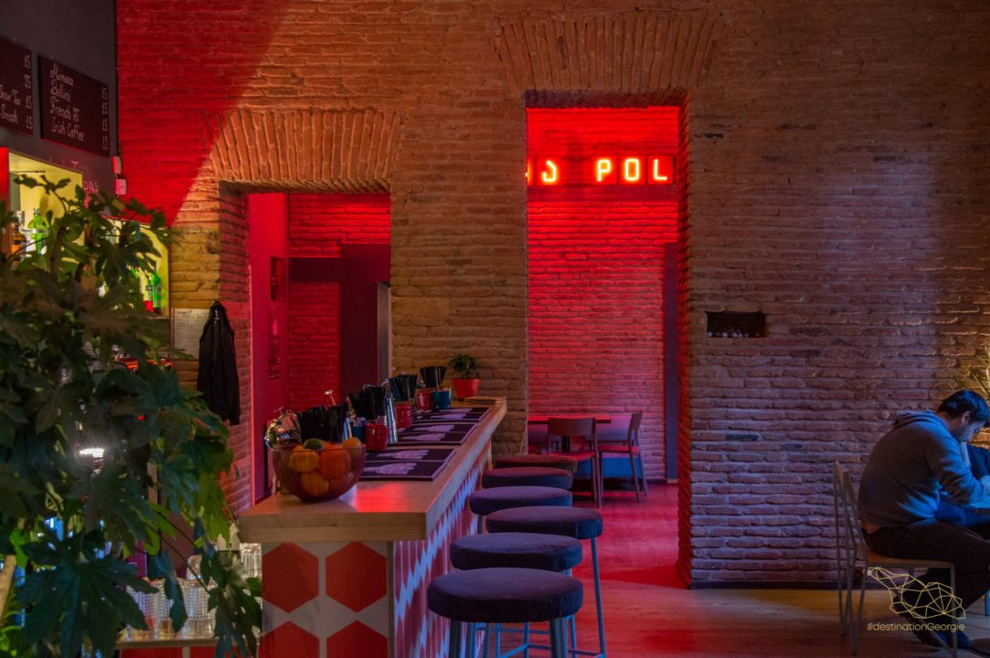 The Best 9 Bars With Live Music In Tbilisi 5