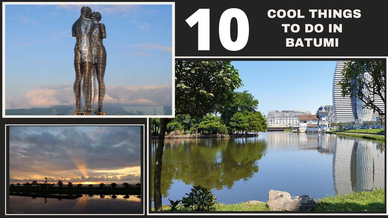 cool things to do in batumi