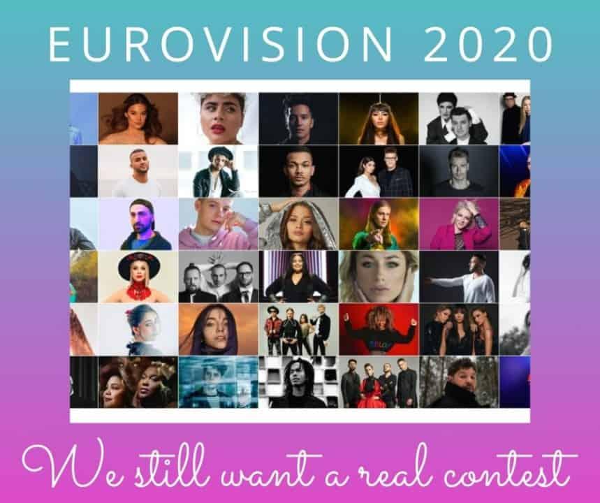 eurovision 2020 contest