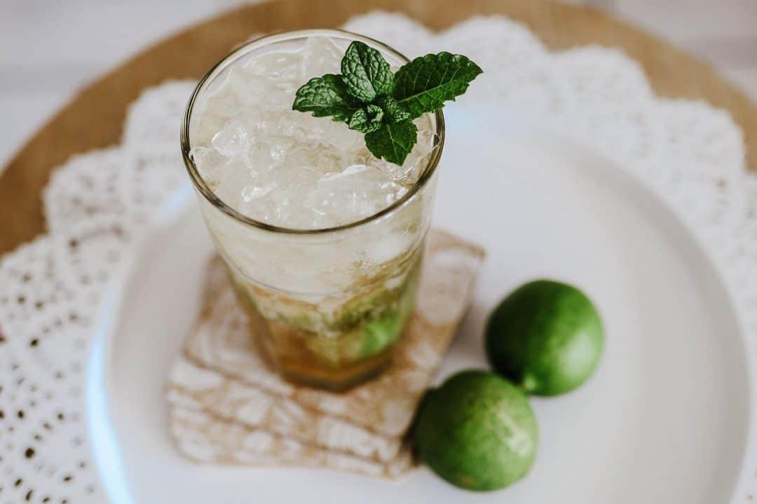 mint mojito, green mojito recipe