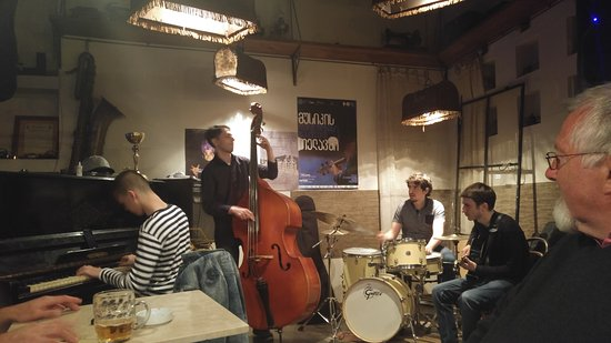 The Best 9 Bars With Live Music In Tbilisi 3
