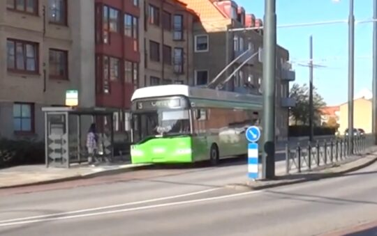 Belarus | Let's visit one of the worlds smallest Trolleybus Line in the world!