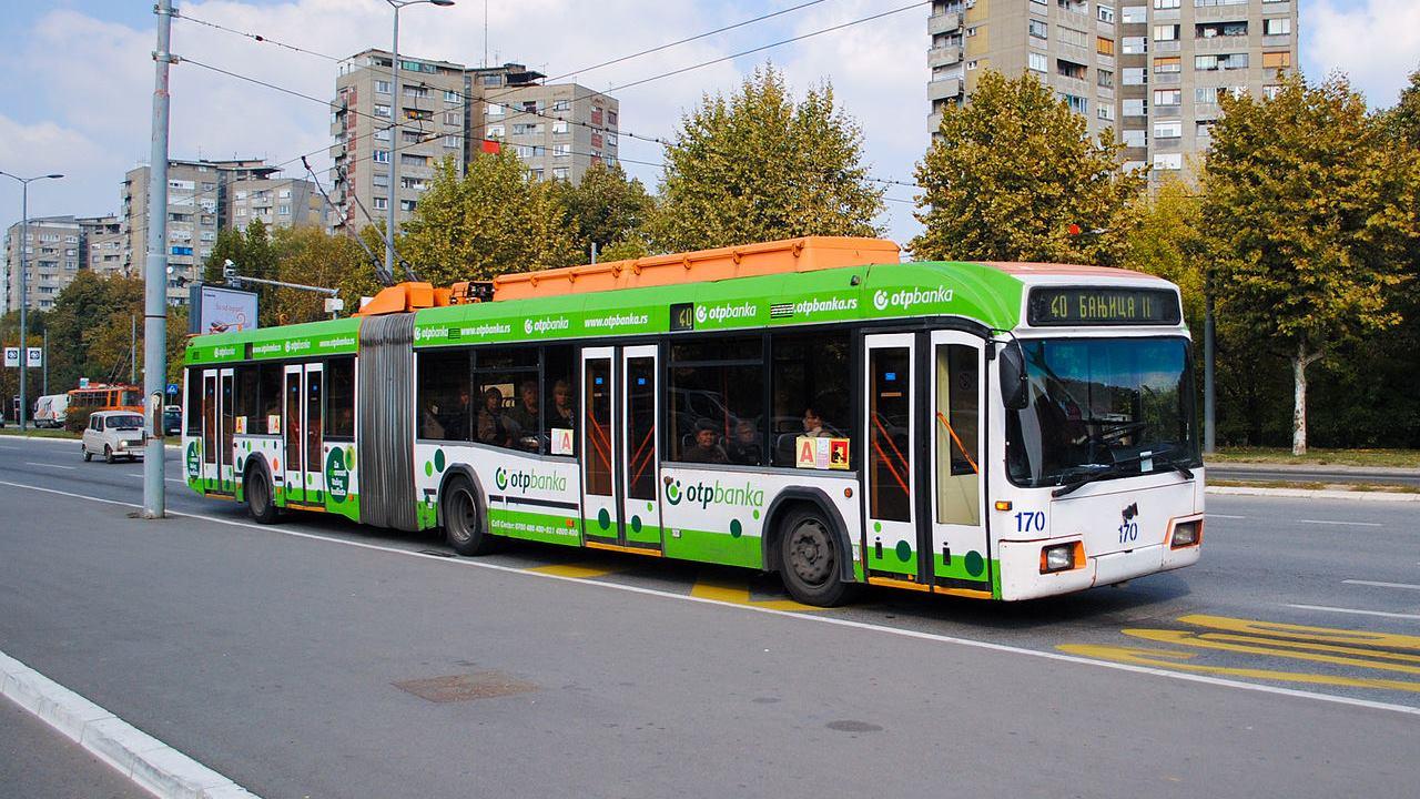 World's Largest Trolleybus network is in Minsk 4