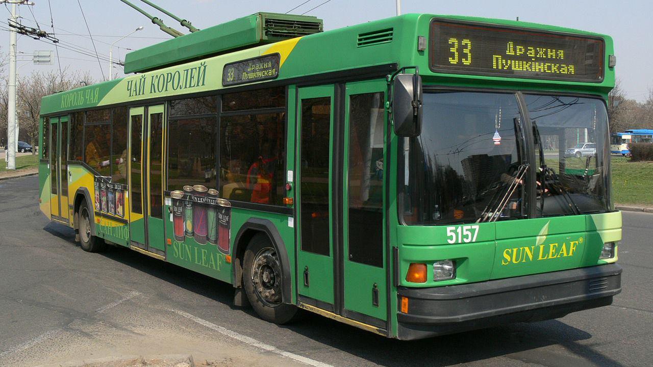 World's Largest Trolleybus network is in Minsk 3