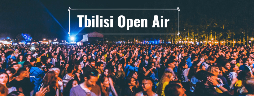 The 3 Greatest Music Festivals In Tbilisi 3
