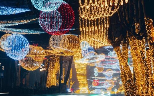 New Year's And Christmas In Tbilisi | Plan Your Magnificent Vacation