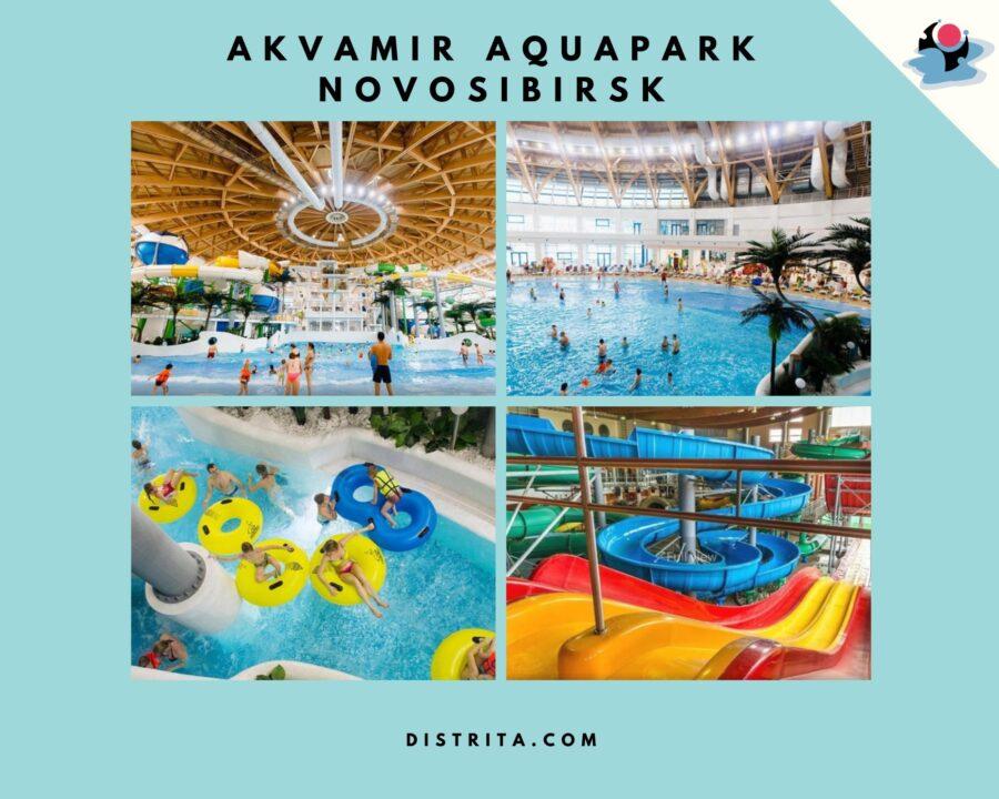 Akvamir Aquapark Novosibirsk