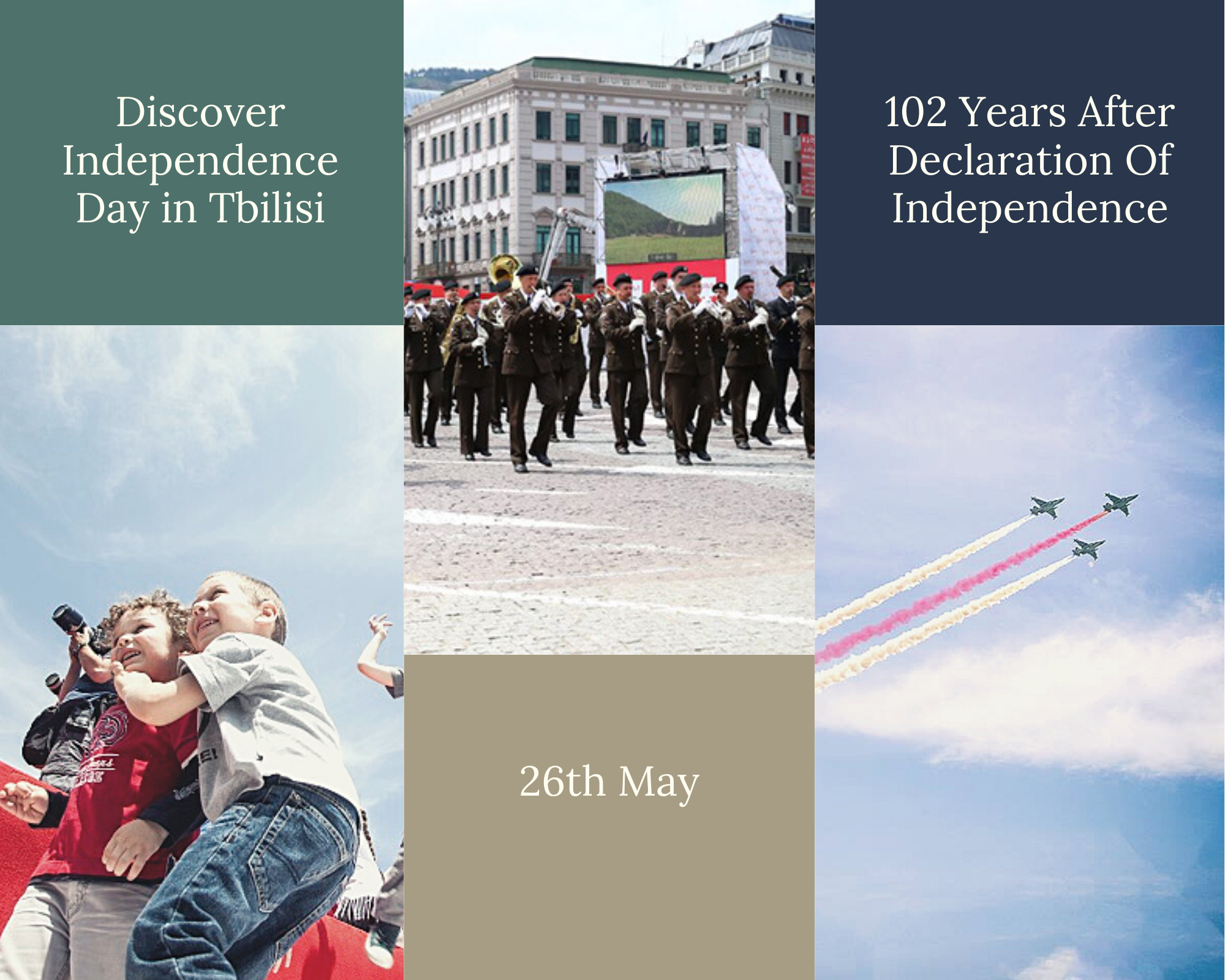 Discover Independence Day In Tbilisi | 3 Amazing Things You Need To Know