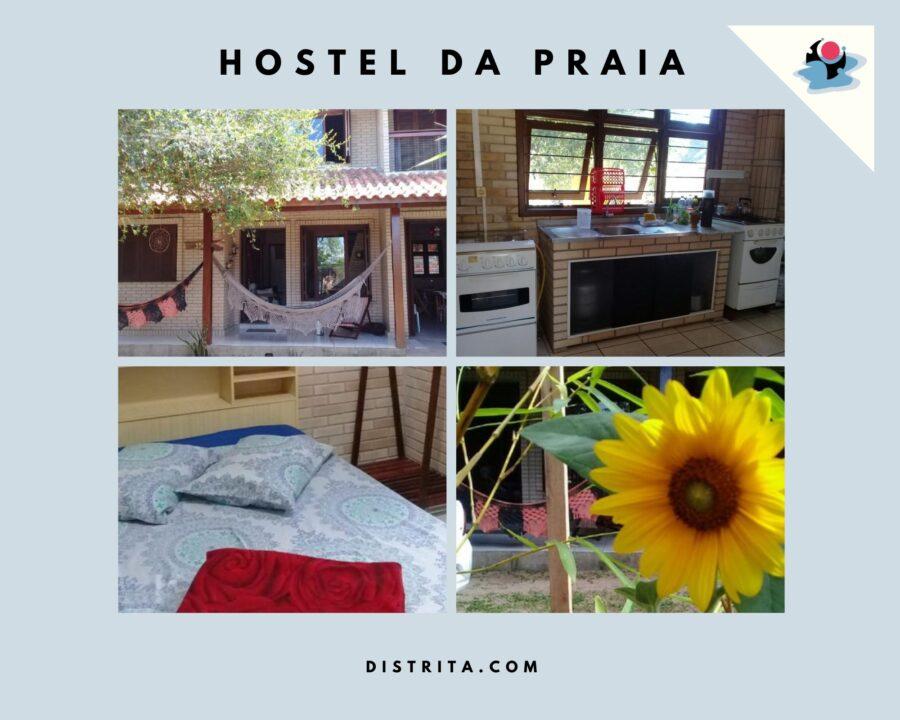 Hostel da Praia, Camagua